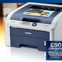 Ever get asked for a colour laser printer?