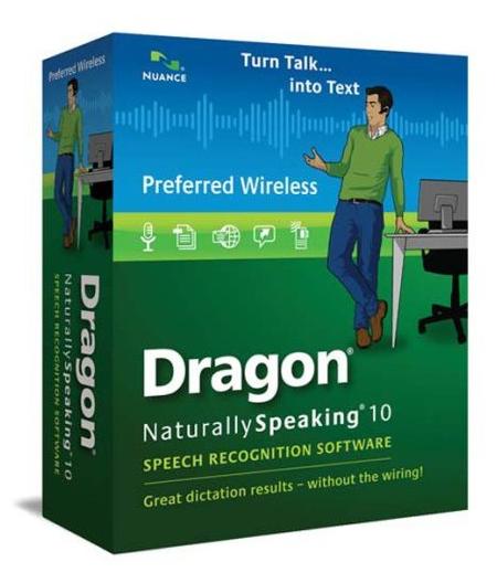 Dragon Naturally Speaking Video Demos (version 10)