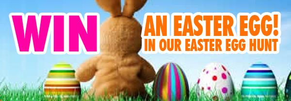 The JGBM Easter Egg Hunt