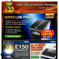 JGBM – Buy 10 Get 1 FREE plus Super Low Fellowes Pricing!