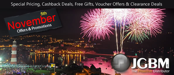 November 5th Newsletter – Hot Offers from Bonfire Night…