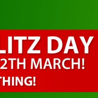 Dymo Blitz Day – 15% OFF EVERYTHING – 12th March Only!