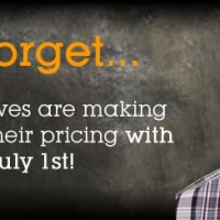 July 2015 Price Increases
