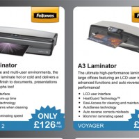 Six of the Best – Laminating