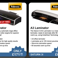 Six of the Best – Laminators