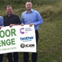 JGBM's 35 Mile Dartmoor Challenge