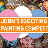 JGBM's Eggciting Competition for Easter!