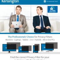 Kensington Privacy Screen Selector Tool