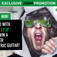 Shred with Leitz and win a Fender Strat!